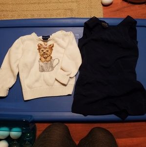 2t polo clothes